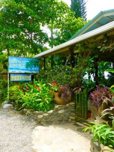 Cabinas JImenez offers mid-range accommodation on the Osa Peninsula